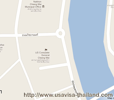 US Embassy in Thailand