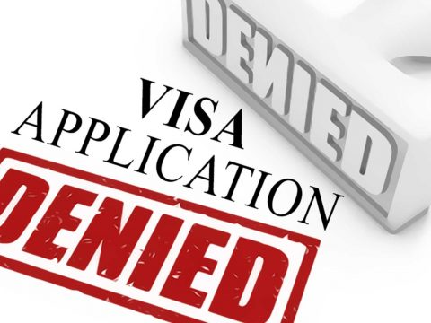 Denied US Visa Application Thailand