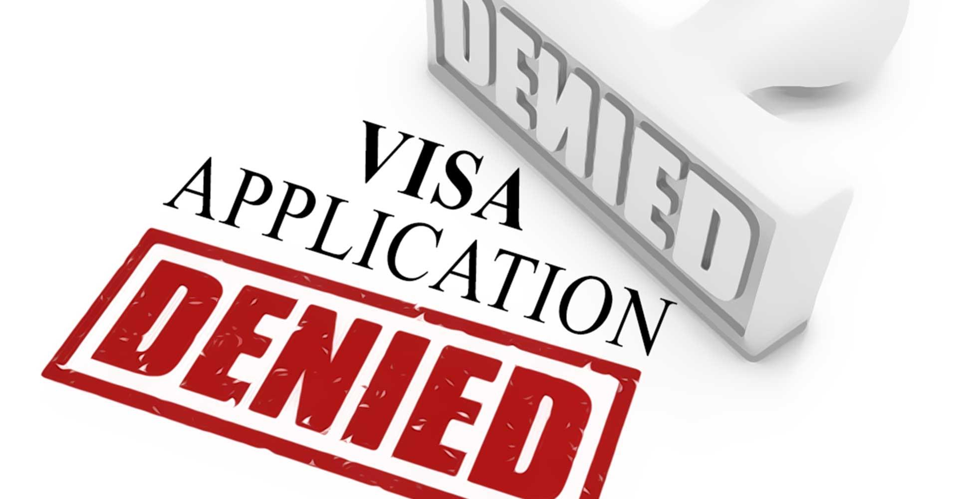 Denied US Visa Application Thailand